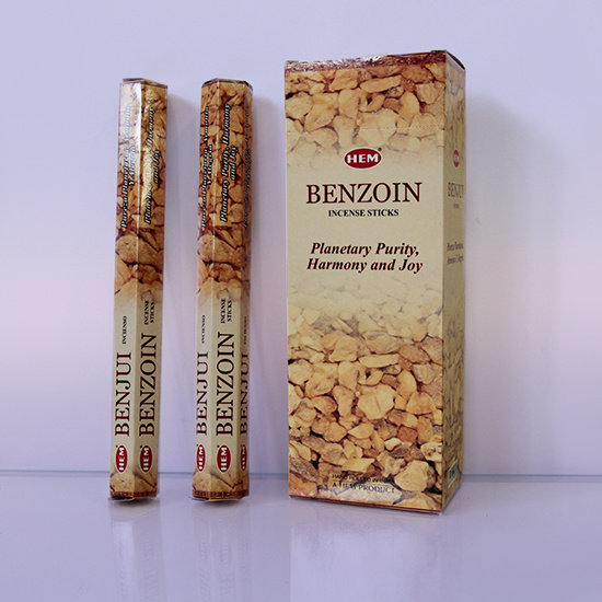 БЛАГОВОНИЯ HEM Бензоина (Benzoin)