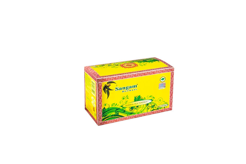 Травяной чай Бодрость