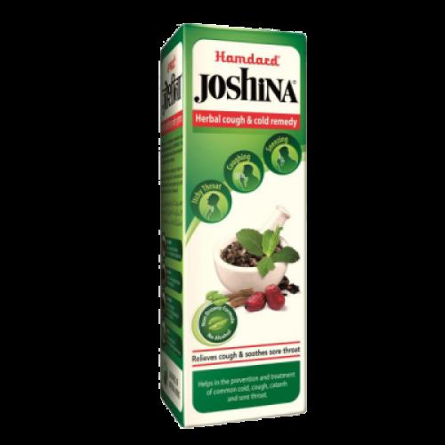 """Натуральный сироп против простуды и гриппа """"Джошина"""" (Joshina),100 мл"""
