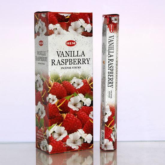 Благовония Ваниль с Малиной (Vanilla Raspberry) HEM