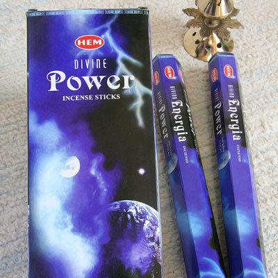 Благовония Божественная Сила (Divine Power) HEM