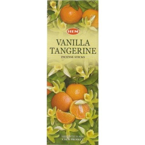 Благовония Ваниль с Мандарином (Vanilla Tangerine) HEM
