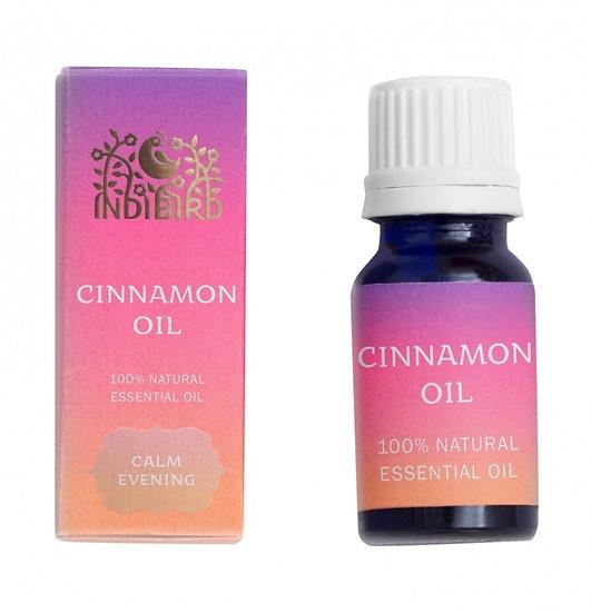 ЭФИРНОЕ МАСЛО КОРИЦА (Cinnamon Oil) Indibird, 5 мл