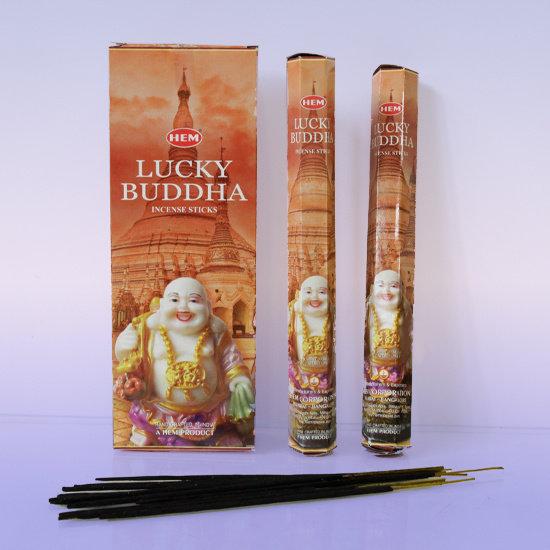 Благовония Счастливый Будда (Lucky Buddha) HEM