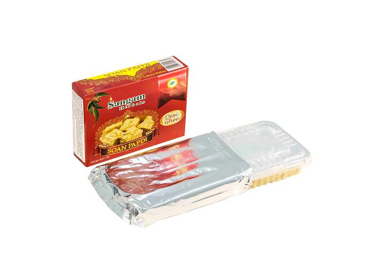 Индийская сладость Соан Папди «Дэси Гхи»