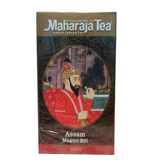 Maharaja Tea Assam Maguri Bill 100г