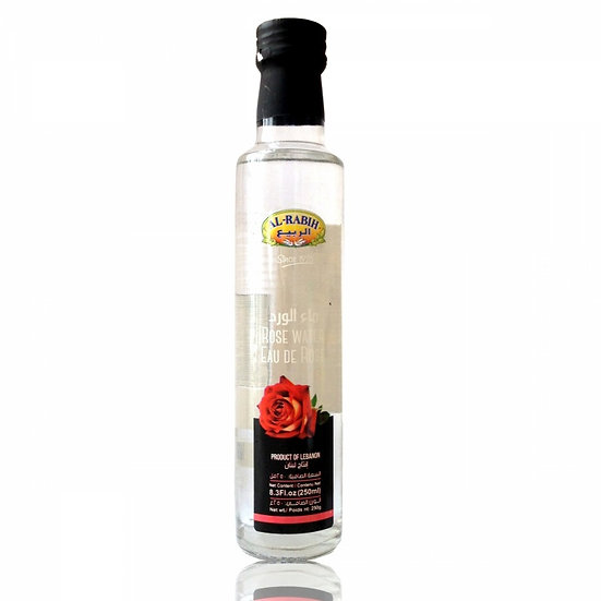 Розовая вода пищевая (цветы розы) 250 мл AL RABIH