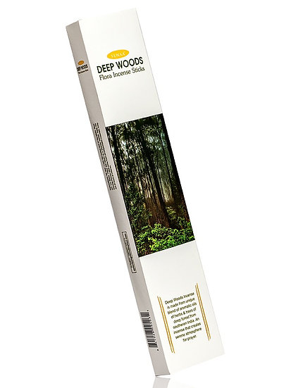 Ароматические палочки Лесная чаща (Deep wood) 10 шт.