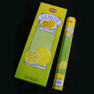 БЛАГОВОНИЯ Лимон (Hexa Lemon), HEM