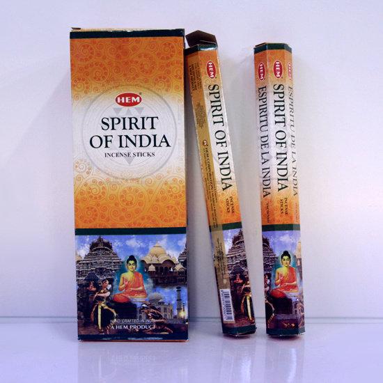 Благовония Душа Индии (Spirit of India) HEM