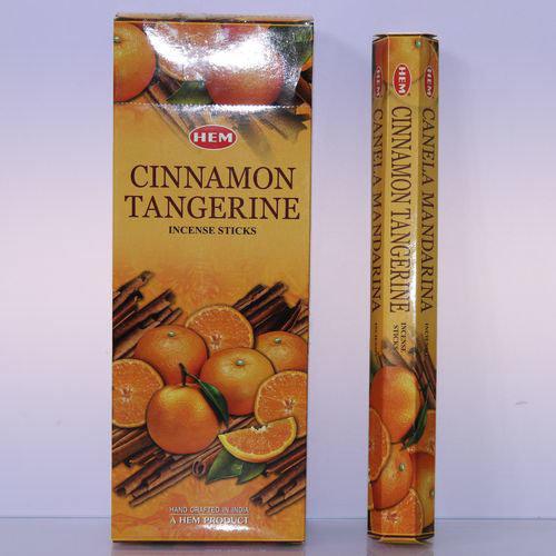 БЛАГОВОНИЯ HEM Корица-Мандарин (Hexa Cinnamon- Tangerine)