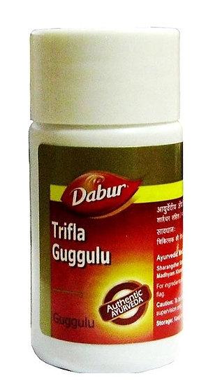 ТРИФАЛА в таблетках (Triphala) Dabur, 60 таблеток