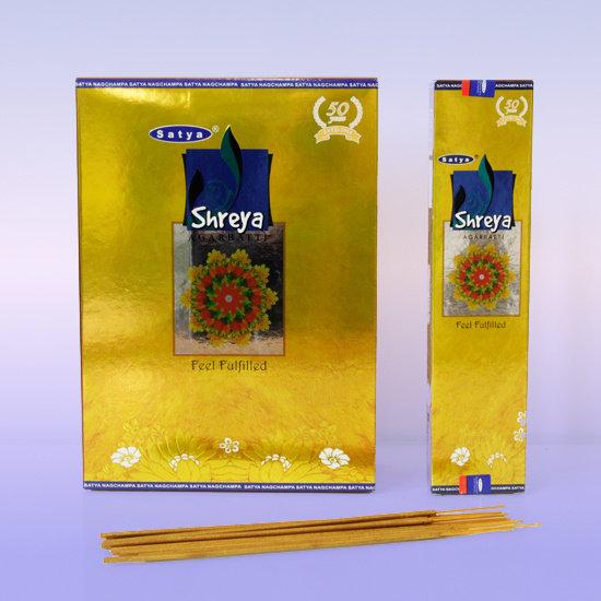 Благовония Шрея (Shreya) Satya