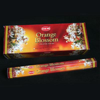 Благовония Цветы апельсина (Orange blossom) НEM
