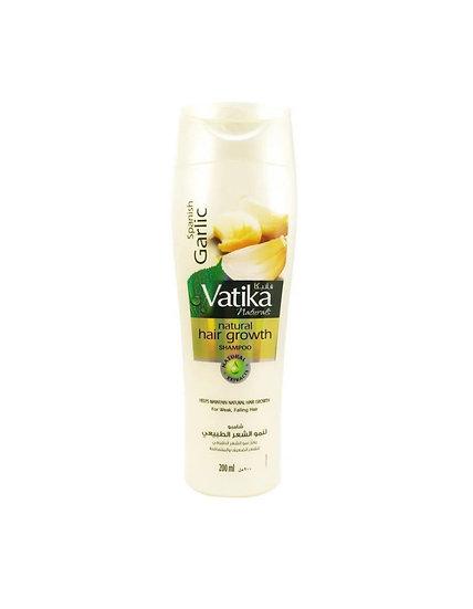 Шампунь для волос Vatika Garlic. Для ломких и выпадающих волос (Ватика Чеснок)