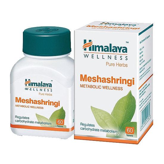 МЕШАШРИНГИ (Гимнема Meshashringi) Himalaya 60 таблеток
