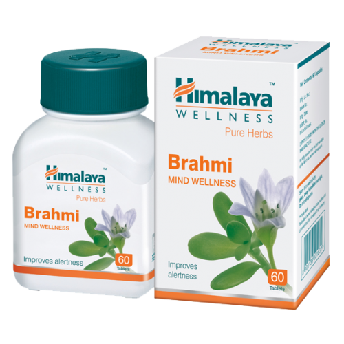 БРАМИ (Brahmi) Himalaya 60 таблеток