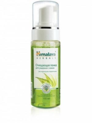 ПЕНКА ОЧИЩАЮЩАЯ С НИМОМ для умывания Himalaya Herbals, 150мл