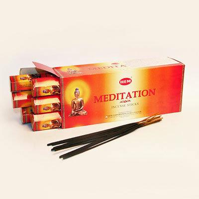 Благовония Медитация (Meditation) НEM