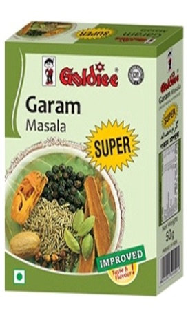 ГАРАМ МАСАЛА (Garam Super Masala) Goldiee, 100 г