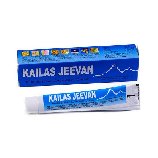 Кайлас Дживан многофункциональный аюрведический крем (Kailas Jivan), 20 г