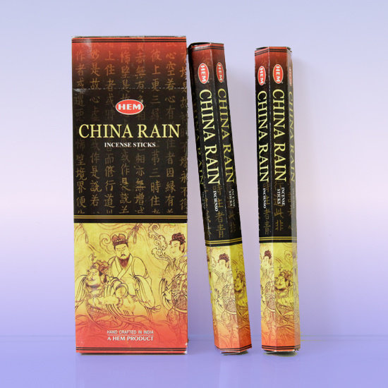 БЛАГОВОНИЯ HEM Долина Китайских Дождей (Hexa China Rain)