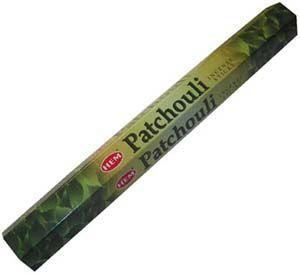Благовония Пачули (Patchouli) НЕМ