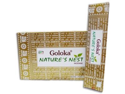 "Благовония ""Goloka"" NATURE'S NEST"