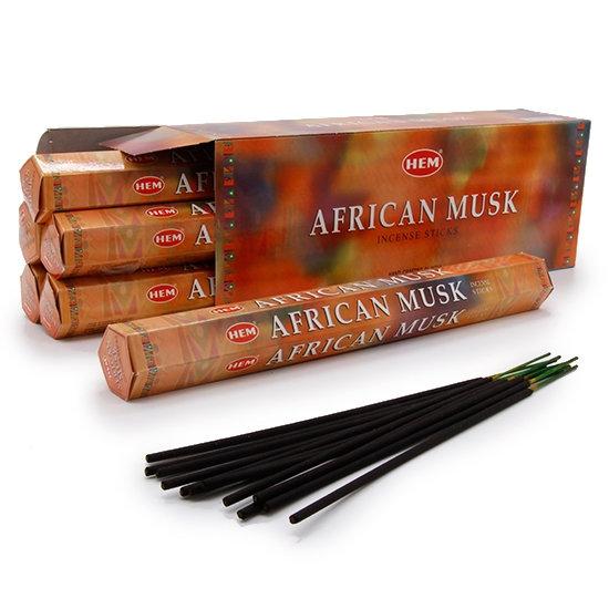 БЛАГОВОНИЯ HEM Африканский Муск (African Musk)