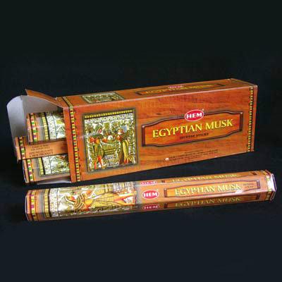 Благовония Муск египетский (Egyptian musk) НEM