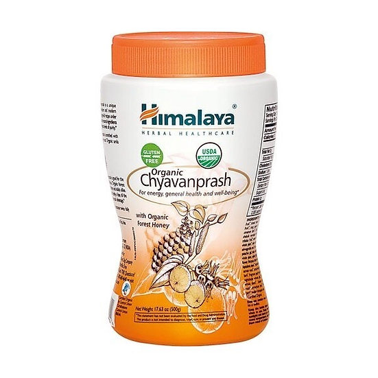 ЧАВАНПРАШ (Chyavanprash) Himalaya, 0.5 кг