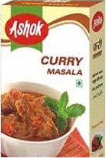 ПРИПРАВА ДЛЯ КАРРИ (Curry Masala) Ashok, 50 г
