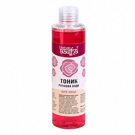 Тоник для лица Розовая Вода Herbals AASHA