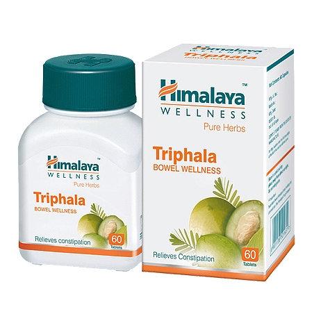 ТРИФАЛА Triphala Himalaya 60 таблеток