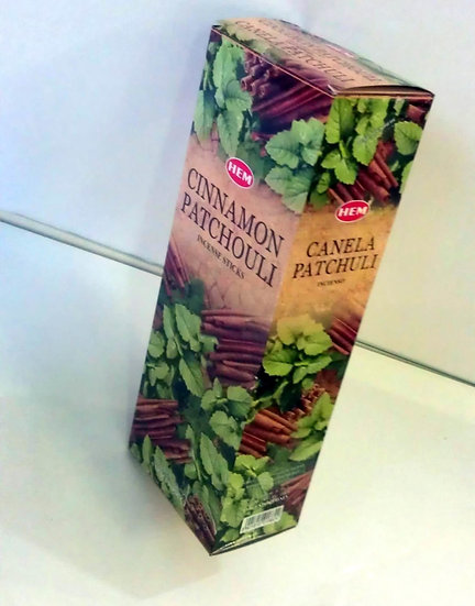 БЛАГОВОНИЯ HEM Корица- Пачули (Hexa Cinnamon- Patchouli)