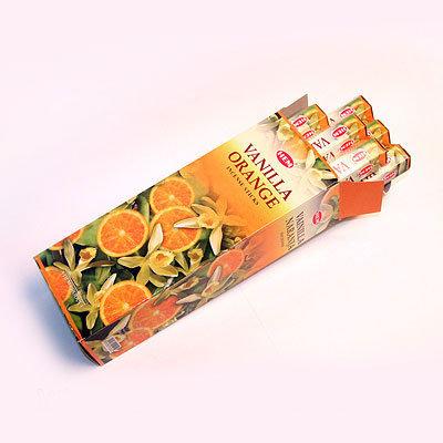 Благовония Ваниль с апельсином (Vanilla Orange) НЕМ