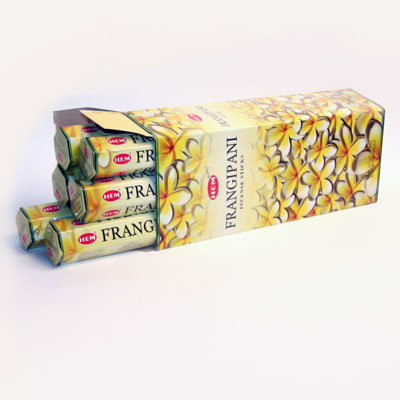 БЛАГОВОНИЯ HEM Франжипани (плумерия) (Hexa Frangipani)