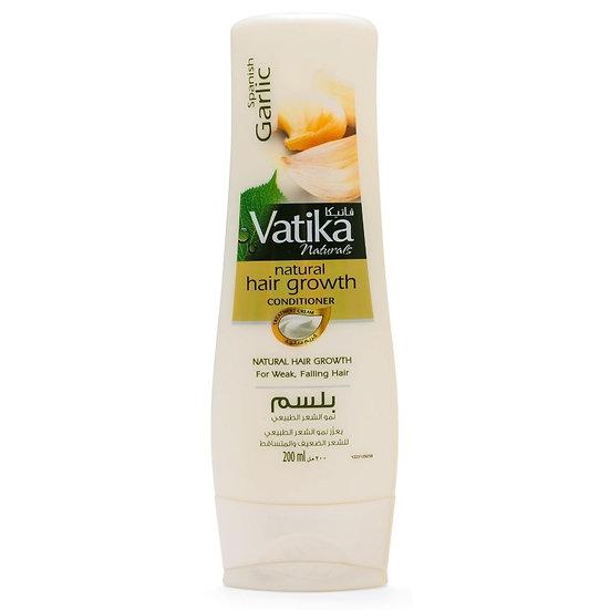 Кондиционер для волос Vatika Чеснок. Для ломких и выпадающих волос (Ватика)