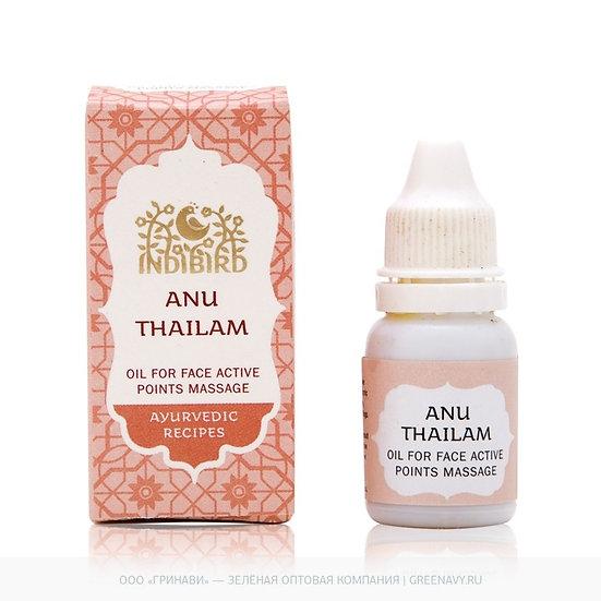 МАСЛО АНУ ТАЙЛАМ (Anu Thailam Oil) Indibird, 10 мл