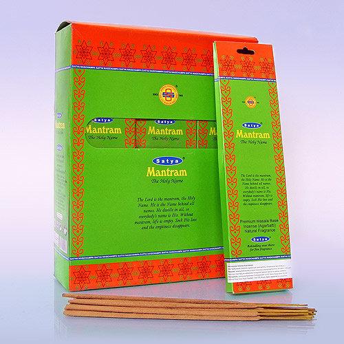Благовония Мантрам (Mantram) Satya