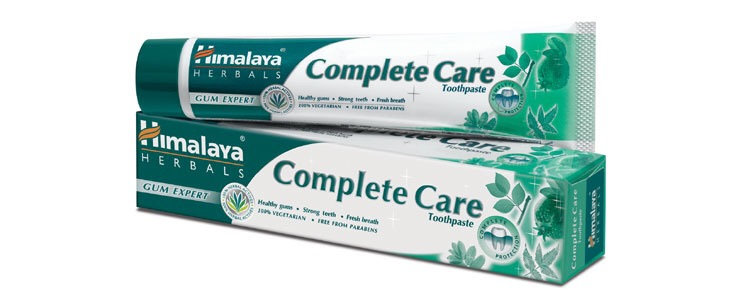 ЗУБНАЯ ПАСТА КОМПЛЕКСНАЯ (Complete Care) Himalaya Herbals,175 г