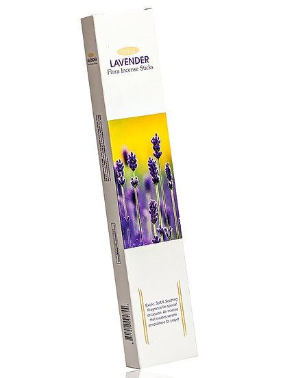 Ароматические палочки Лаванда (Lavender) 10 шт.