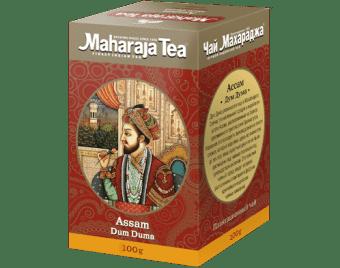 Maharaja Tea Assam Dum Duma 100г