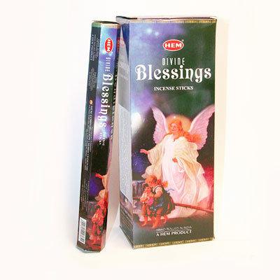 Благовония Божественные Благословения (Divine Blessings) HEM