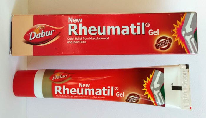 РЕВМАТИЛ ГЕЛЬ (Rheumatil gel), Dabur, 30г