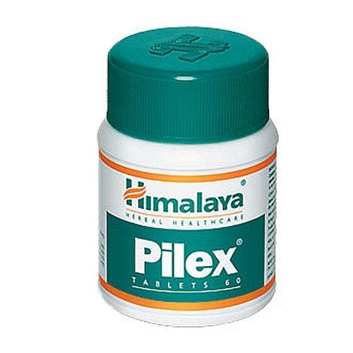ПАЙЛЕКС Pilex Himalaya 60 таблеток