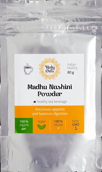 Мадху Нашини порошок (Madhu Nashini Powder) чайный напиток, 80 г