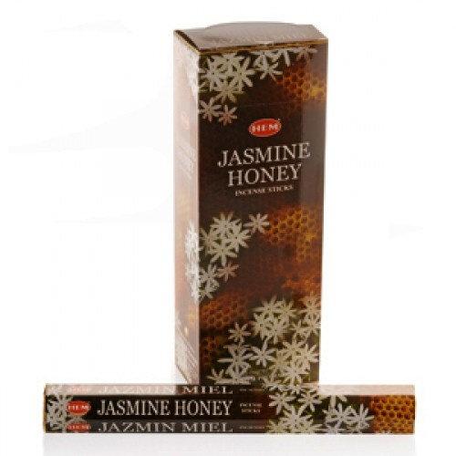 Благовония Жасмин с Медом (Jasmine Honey) HEM