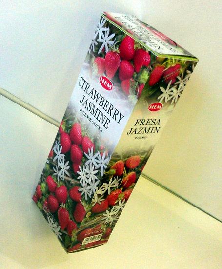 Благовония Клубника Жасмин (Strawberry Jasmine) HEM