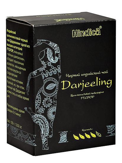 Чай черный Darjeeling (FTGFOP) 100г.
